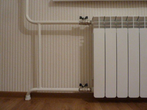 Calculating the number of radiator sections