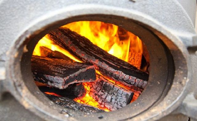 Not all are equally good wood to use for heating
