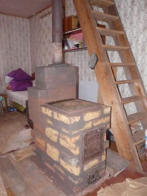 Brick stove does not apply to the works of the highest category of complexity