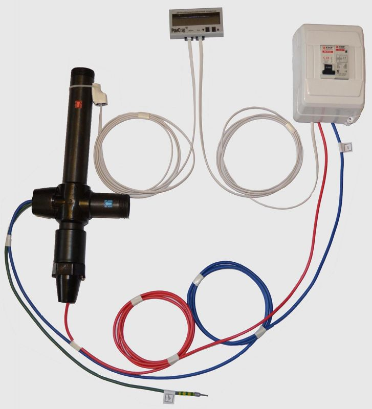 Electrode boiler ROMSTAR 2 Smart ( Kit )