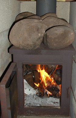 Homemade metal furnace
