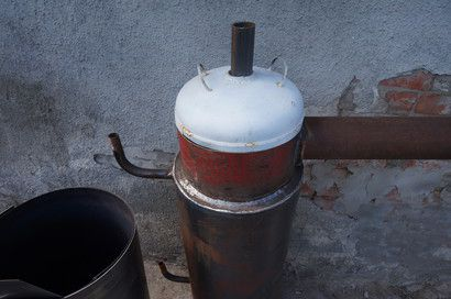 long burning boiler