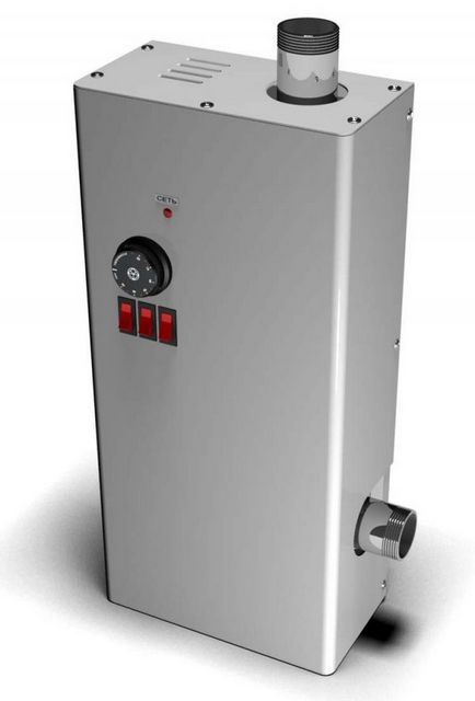Electric boilers are compact and easy to adjust , but did not differ in efficiency