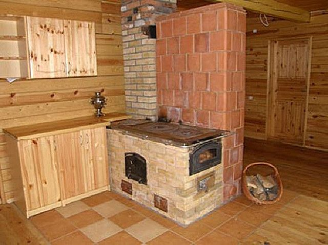 A typical example of a cooking oven , although the heating effect of it is also a considerable