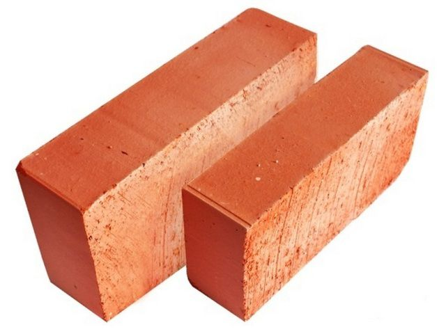 Red burnt brick - what is required for furnace linings