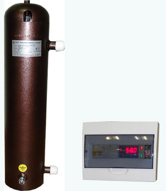 Vortex induction heater ( VIN )