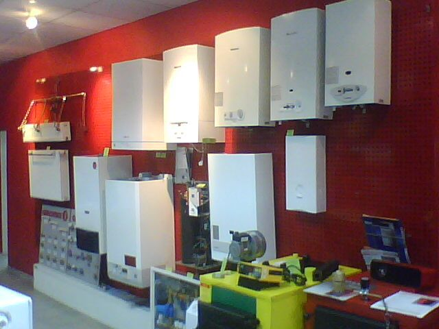 Gas boilers - the optimal solution , if there is a possibility of their installation