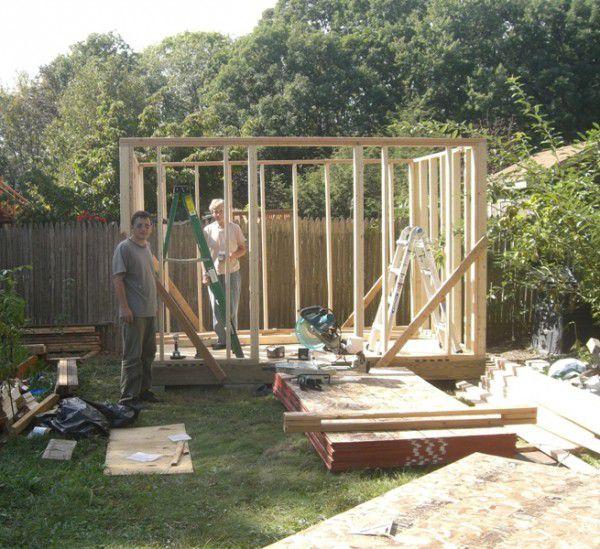 Come costruire un capannone con le loro mani build daily for Come costruire un capannone moderno