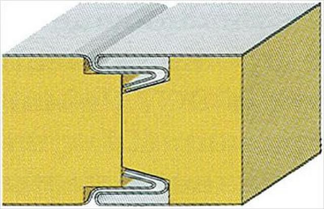 One type of tool joints of panels