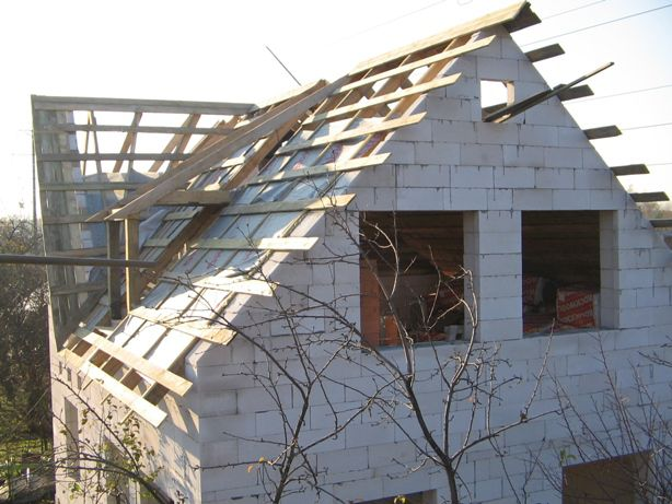 Insulation and sheathing