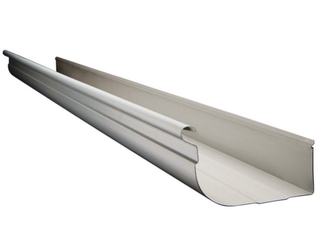 Often used and box-shaped gutters