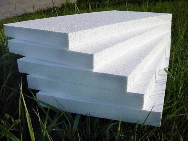 Styrofoam panels ( foam )