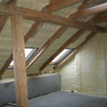 About attic insulation