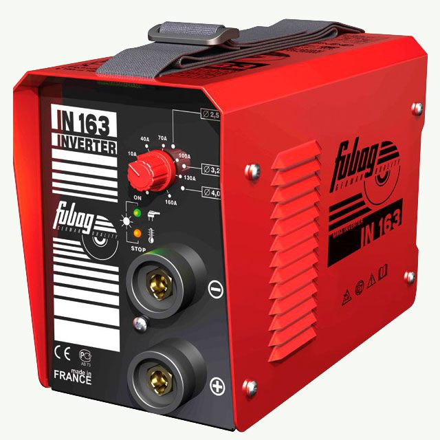 The most modern solution - welding inverter