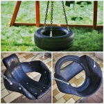 Swings of tires