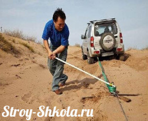 Using automotive winch