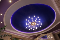 chandelier - to - ceiling - tensioning