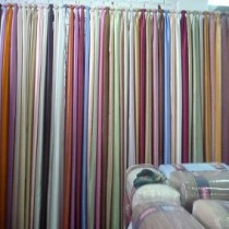 Calculation of curtain fabric