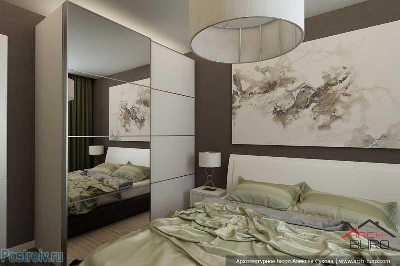 Camera da letto di disegno 12 metri quadrati m interni for 1300 metri quadrati di piano casa