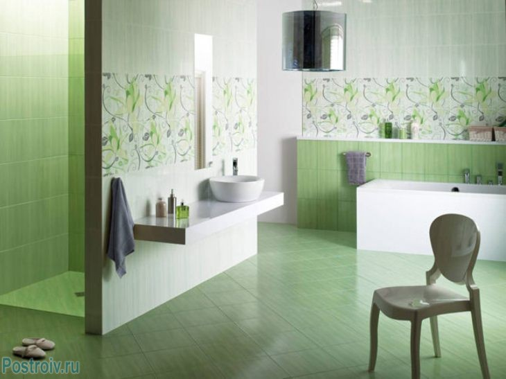 design - bathroom - room - in - green - tonah1
