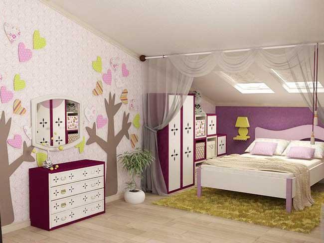 Das design von kinderzimmern 8 ideen der interieur for Kinderzimmer 9 jahre