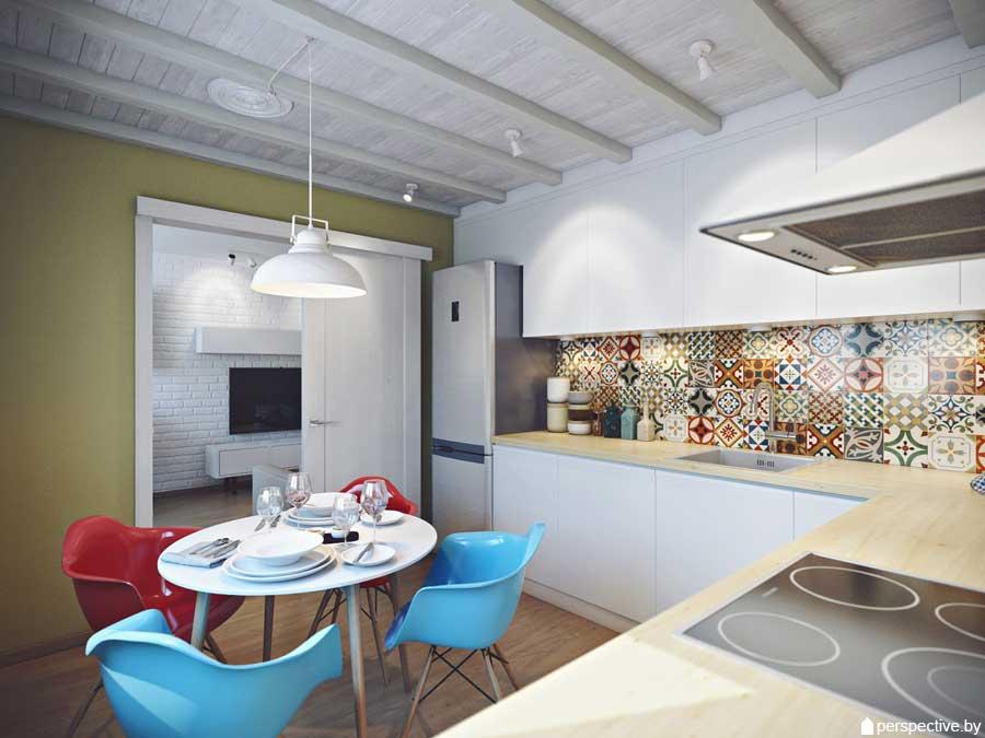 Il design della moderna cucina 9 mq m 8 i migliori for Cucina 9 mq quadrata