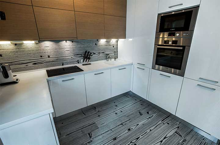 Beautiful foto cucina di with progetti di cucine for Progetti di case in stile loft