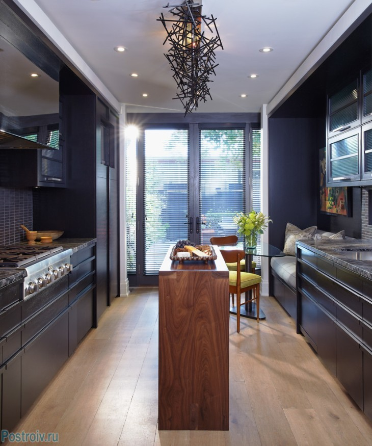 Contemporary Kitchen , 61