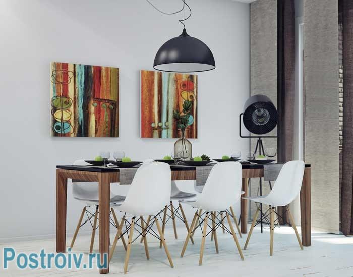 Dizajn stana u minimalističkom stilu.Kako stvoriti udobnost u ne-stambene pro...