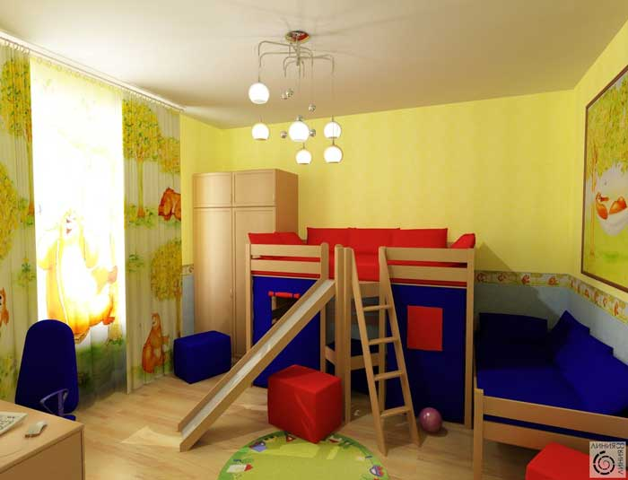 12 goede idee n van een kind kamer design en decoratie wat de jongens en voor meisjes build daily - Kamer wanddecoratie kind ...