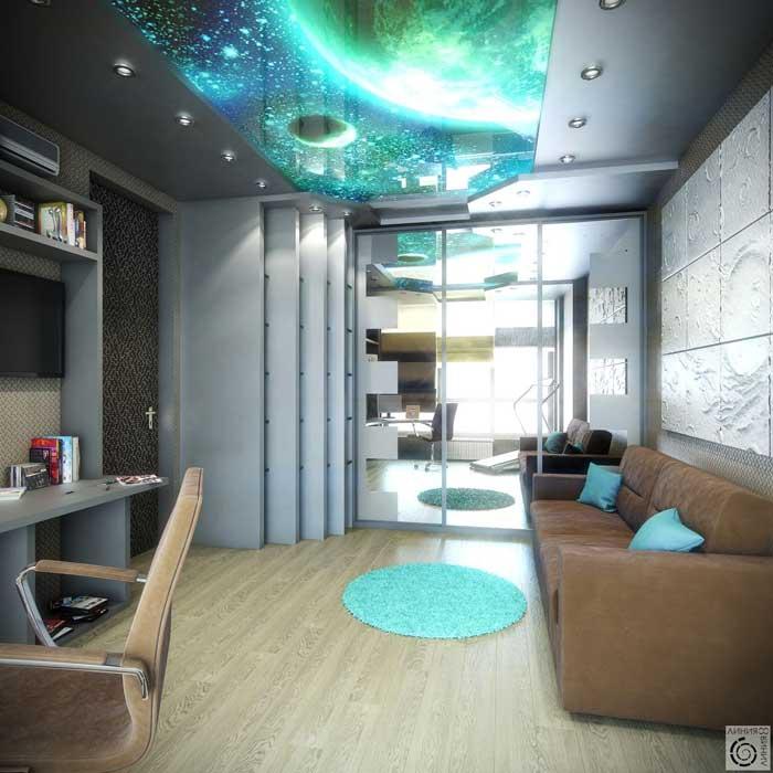Jongen woonkamer speelhoek - Kind design kamer ...