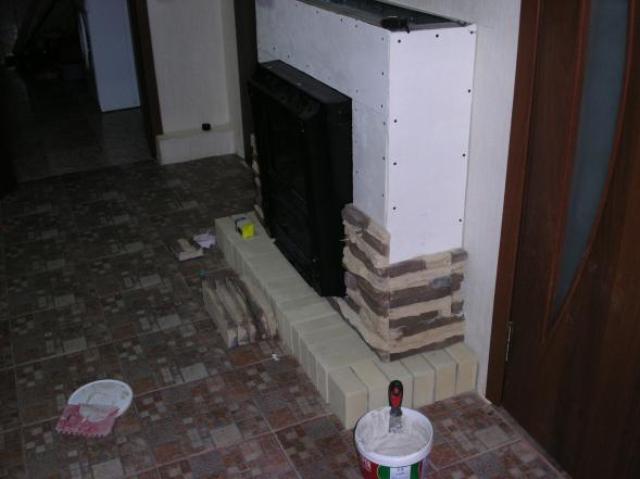 Tres ideas de cómo hacer una chimenea decorativa con las manos ...