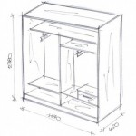 Photo 4. Drawing cabinet compartment