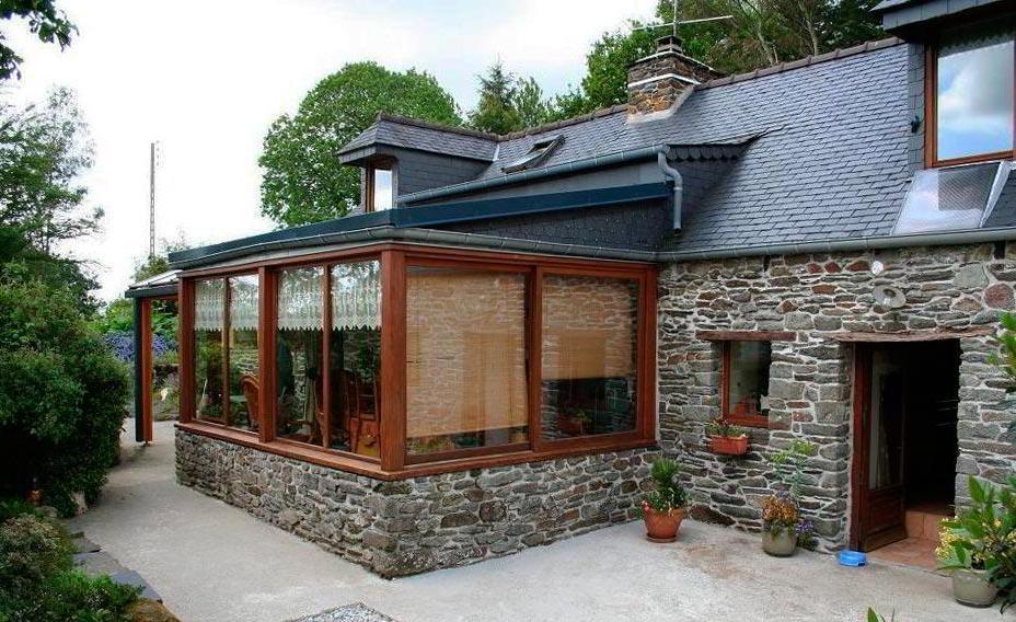 Veranda per la casa con le proprie mani le fasi di for Casa per la costruzione