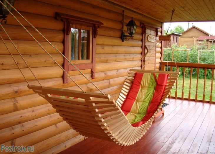 Decorating hammock - Photo 27