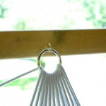 Weave slings near a metal ring - Photo 57