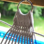 Weave slings near a metal ring - Photo 59