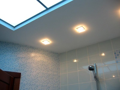 Ceiling lamps for ceiling in the bathroom