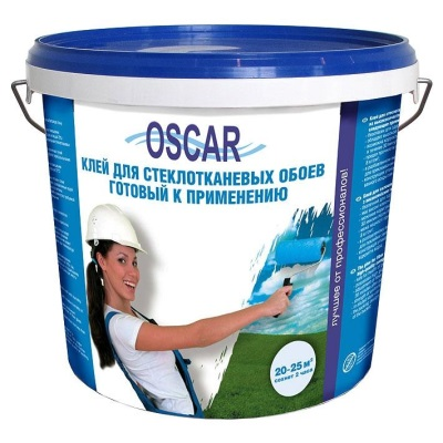 Ready wallpaper adhesive for Oscar