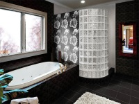 Belarusian ceramic tiles for the bathroom