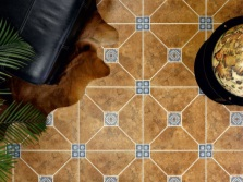 Floor tiles from Madeira Collection