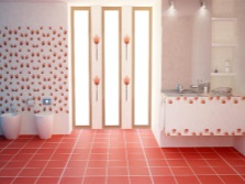 Ceramic tiles from Mango collection