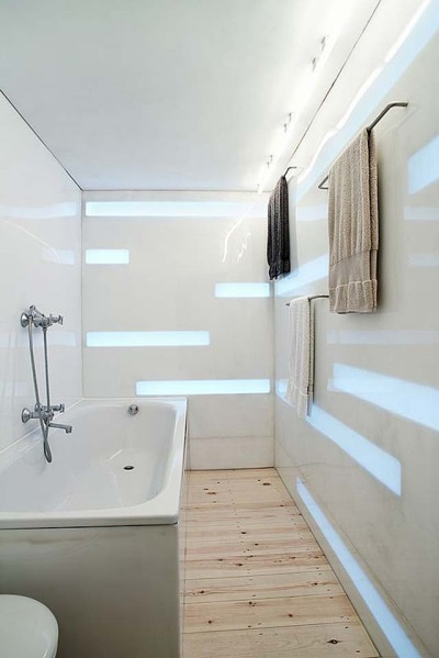 beautiful plastic panels for the bathroom