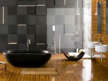 Laminate Bathroom