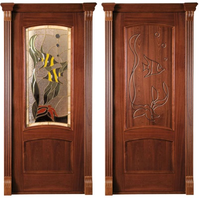 Doors for bathroom from the company Alexandria Doors