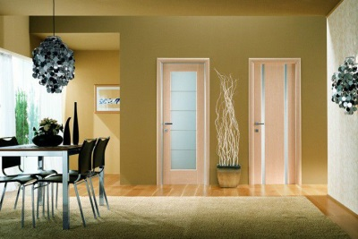 Doors for bathroom from the company Sophia