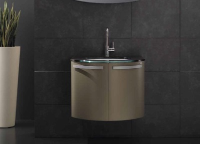 Stand hanging 70 cm under washbasin