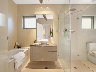 Hinged cabinet standard size with cover deep sink in the bathroom