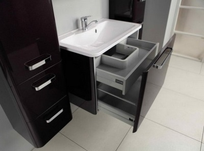 Quality bathroom furniture Akvaton room