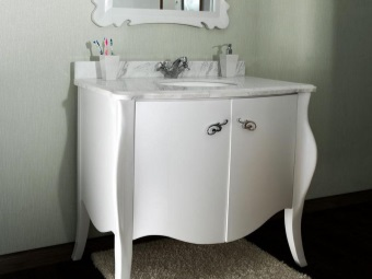 Bathroom furniture by TIMO